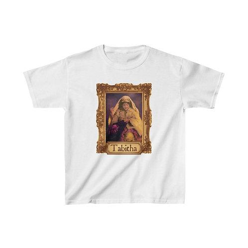 Tabitha Portrait Kids Shirt (choose your color)