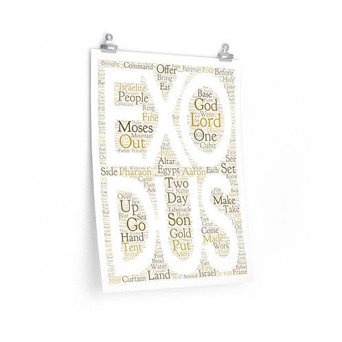 Exodus Vertical Poster
