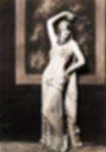 Ziegfeld Follies dancer Marion Brenda, c