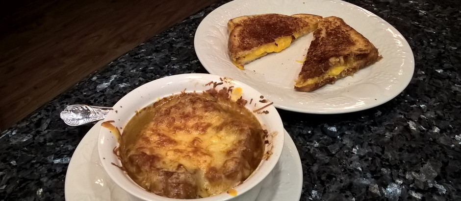 Delicious Homemade French Onion Soup
