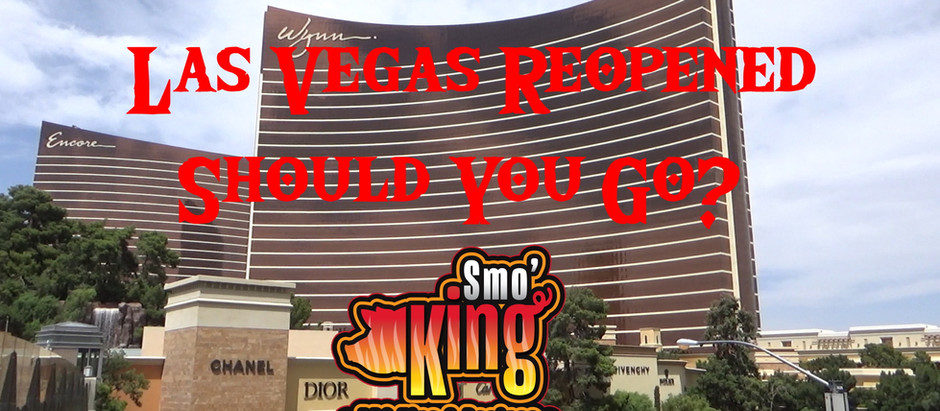 Las Vegas Reopened, Should You Go?