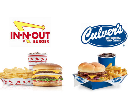 In-N-Out vs Culver's, Who Makes the Better Burger?