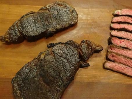 Sous Vide Ribeye Steaks