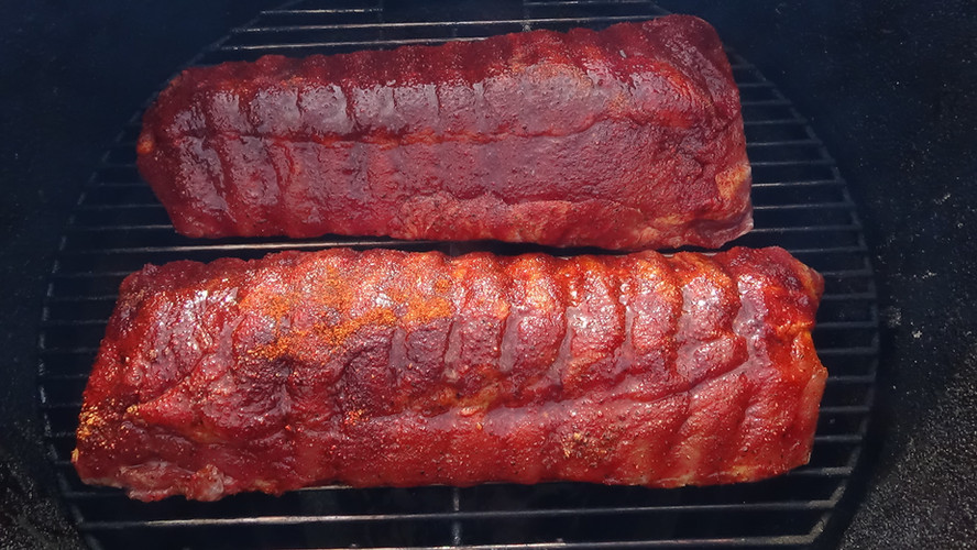 Smoked Ribs on the Pit Barrel Cooker