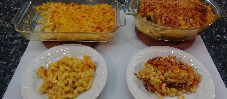 Smoked Pulled Pork Macaroni and Cheese