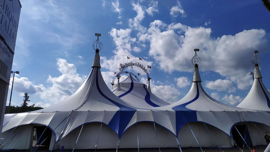 Cirque Italia Water Circus