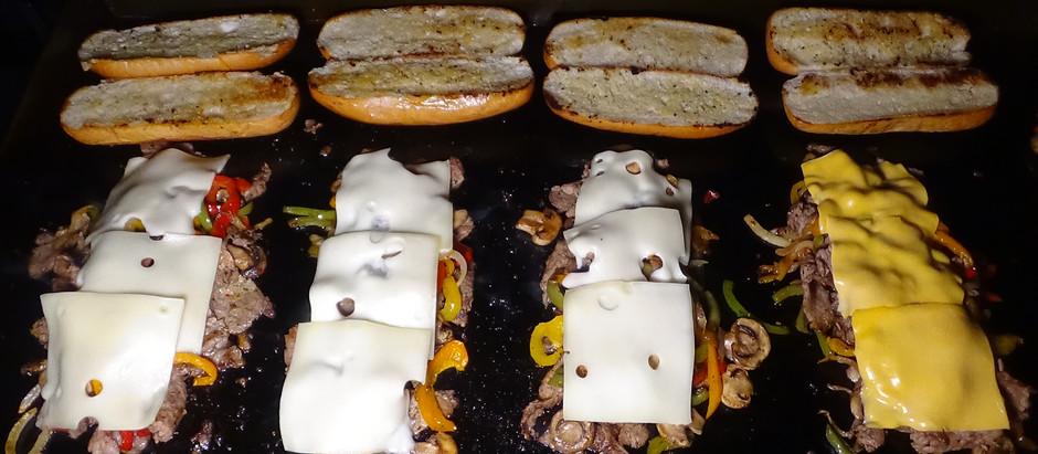 Sous Vide Tri Tip Sandwiches on the Blackstone Griddle