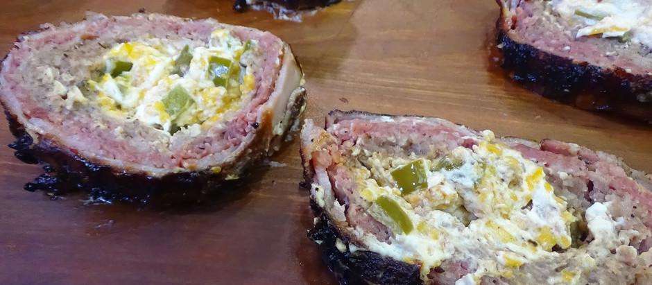 Smoked Jalapeno & Cheese Sausage Roll