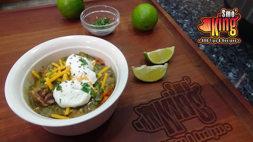 Pork Chili Verde in the Instant Pot