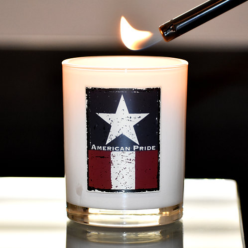 CANDLE AMERICAN PRIDE