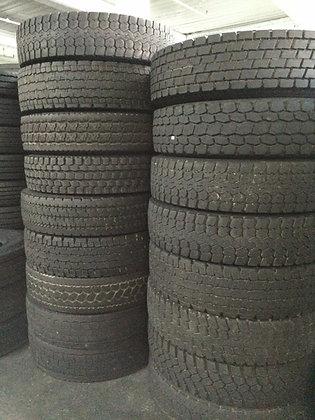 Used Virgin Drive Tires
