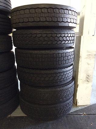 High Tread Virgin Drive Tires