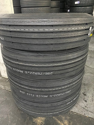 New Steer Tires