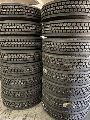 New Drive Tires