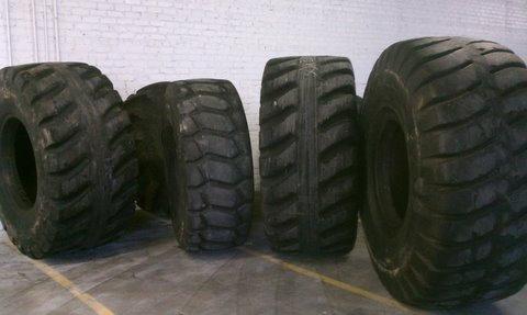 Heavy Equipment Tires