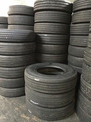 Used Virgin Steer Tires