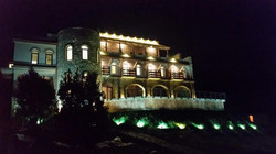 Chateau Baba by night
