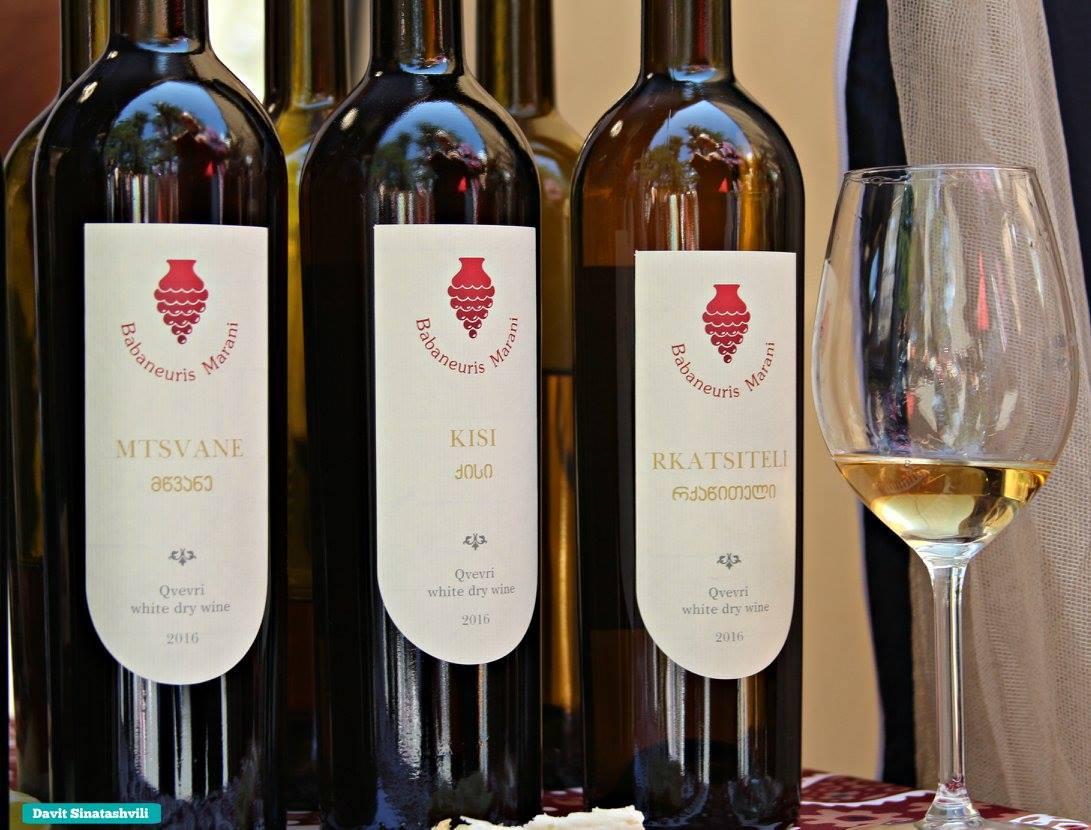 Babaneuri wines