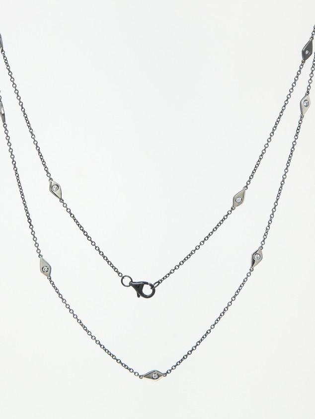 Twin Silver Chain