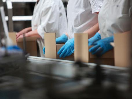 Implementación de Sistema HACCP
