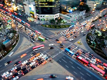 Reeducación Vial para el uso correcto de la Vía Pública