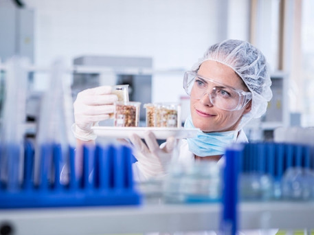 Microbiología aplicada al control Bromatológico