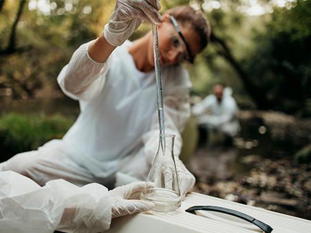 Control Microbiológico de Aguas