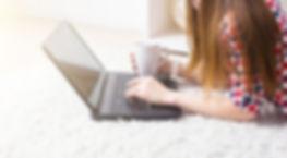 Capacitacion Online desde Notebook