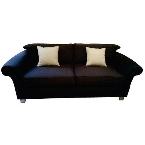 Sofá de dos cuerpos estilo Art - Decó