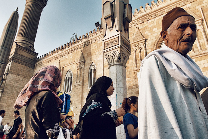 Cairo Old Man
