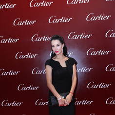 Cartier Store Launch