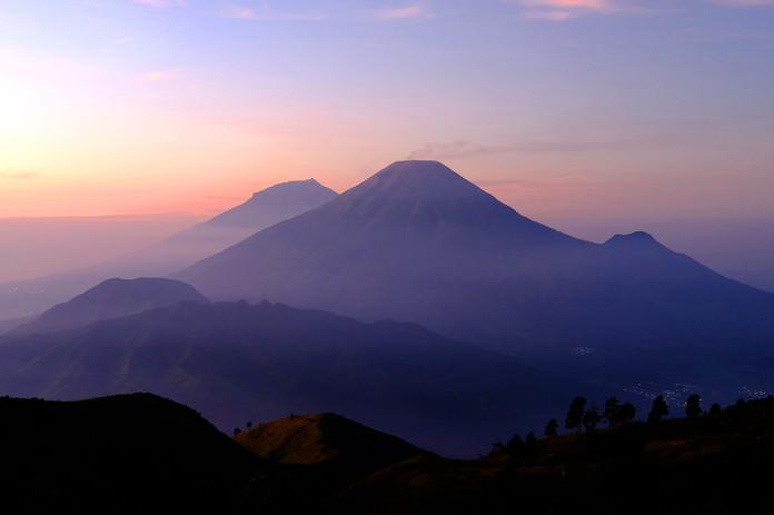 Mt. Sindoro Sumbing