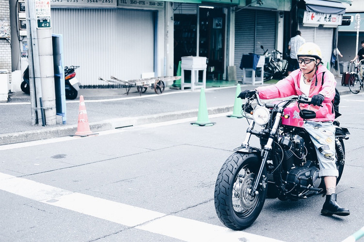 Tokyo on Two Wheels