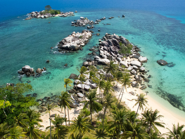 Island of Rocks