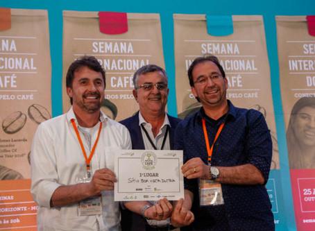 SCAMG participa da SIC - Semana Internacional do Café