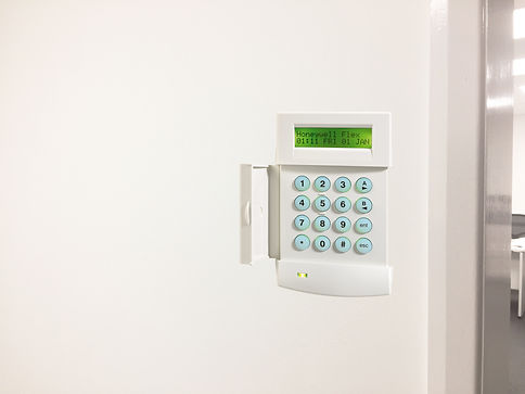 Intruder Alarms | Think Systems Limited