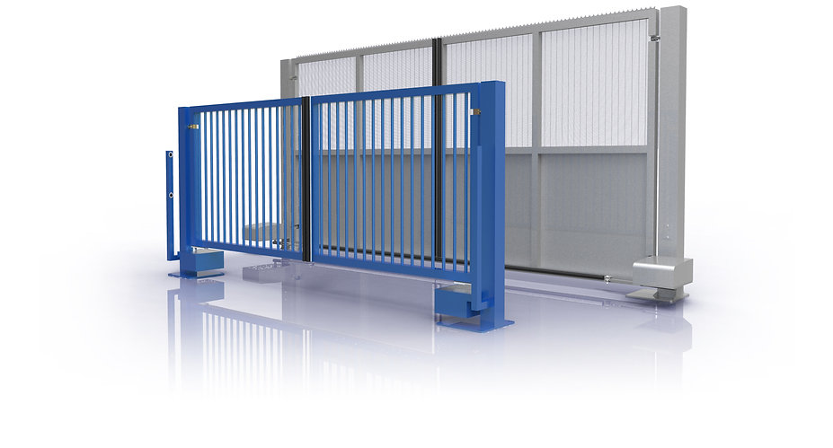 Security gates & Barriers | Think Systems Limited
