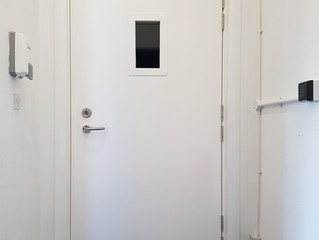 Security Door Installation