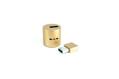 CLÉ USB AVEC SUPPORT DE TABLE
