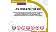 JSM Achieved CHAS Premium Plus Accreditation