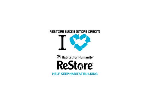 $50 ReStore Gift Card