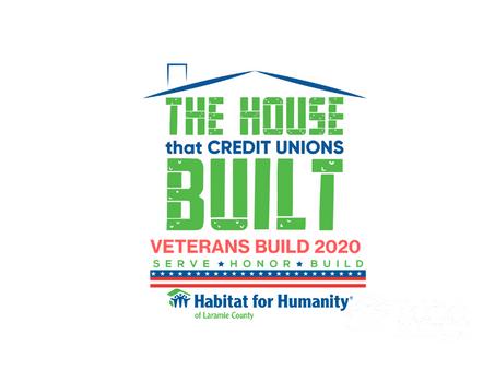 Veterans Build- The House Credit Unions Built