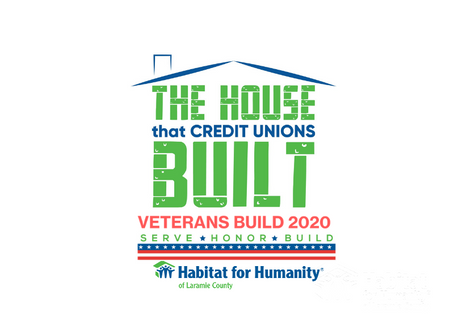 Veterans Build- The House Credit Unions Built