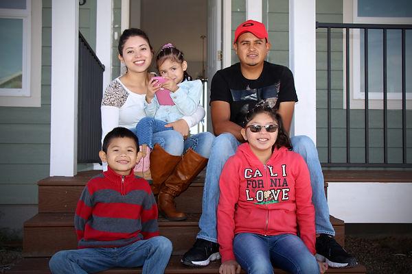 Homeowner, family