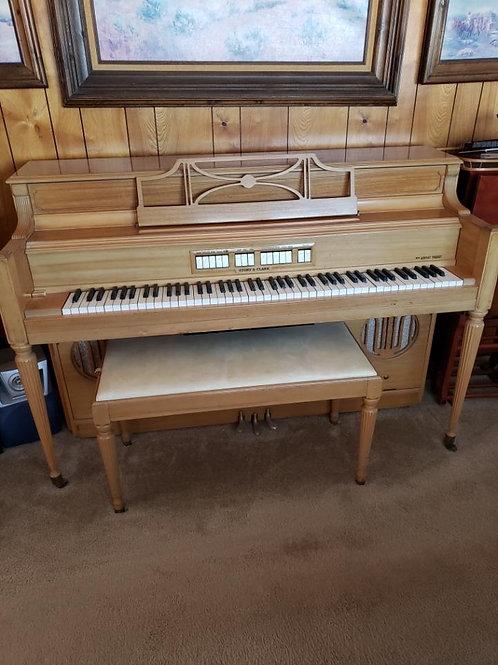 1953 Story & Clark Piano/Organ
