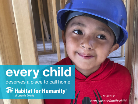 Every Child Deserves a Place to Call Home
