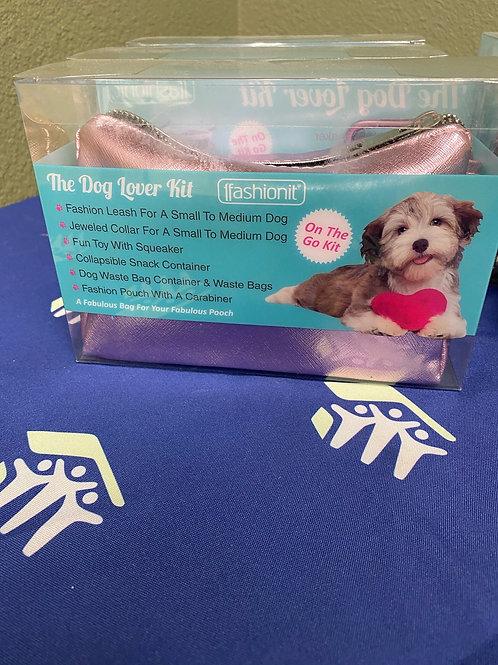 DOG LOVER KIT-PINK