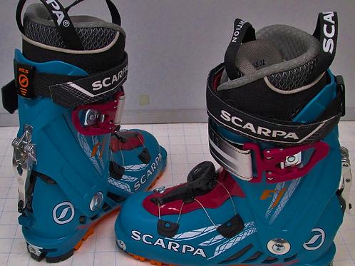Scarpa F1 Alpine Ski Boots