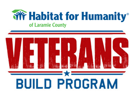 Announcing our 2020 Veterans Build Project