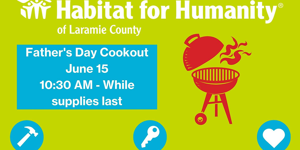 Father's Day Cook Out at the ReStore